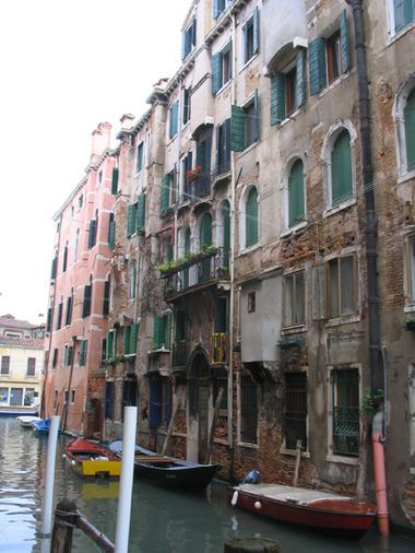 Ghetto in Venedig