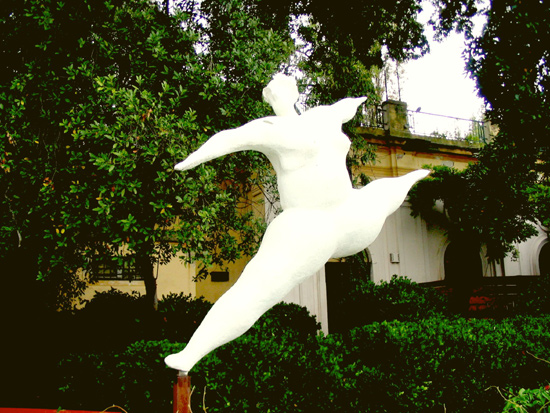 Matteo Lo Greco - Skulptur