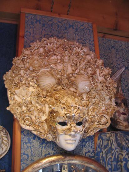 Venezianische Maske 3