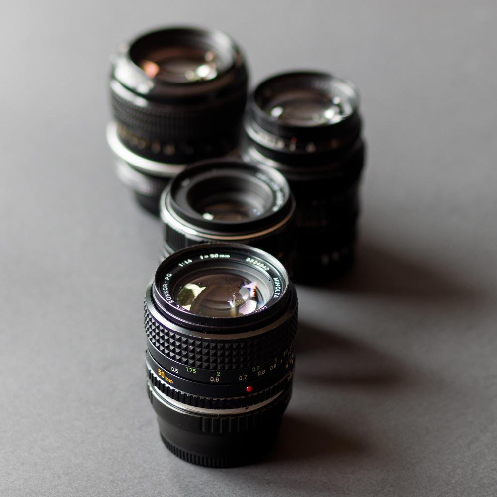 Bokeh - kleine Altglas-Sammlung (Bokeh)